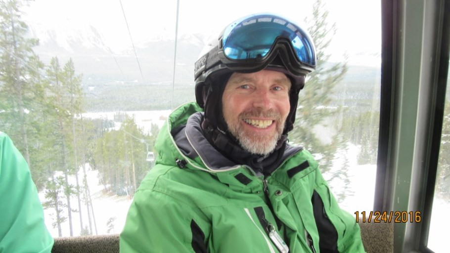 Bill Gondola Lake Louise