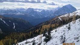 Richardson Ridge from Hidden Lake