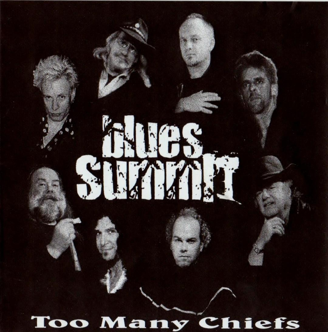 2002 Blues Summit - To many Chiefs