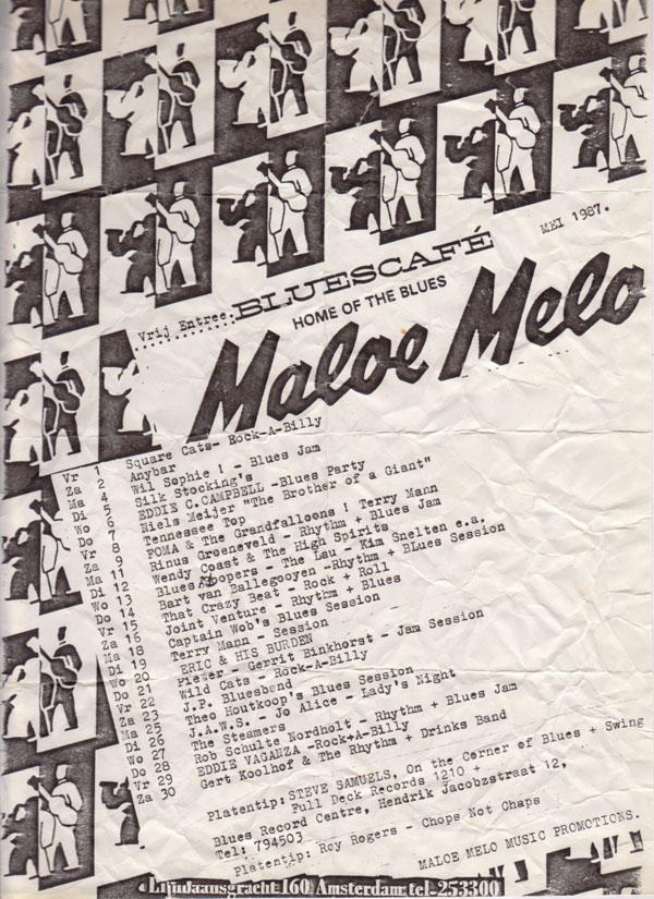 1987 - Maloe Melo