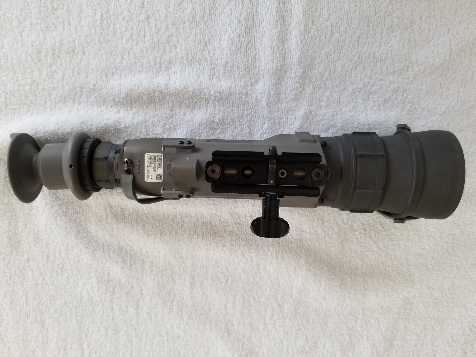 BAE Systems: AN/PAS-13C(V)3 640x480 Heavy Thermal - Will's Optics