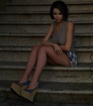 Steps, Beats, Breaths, She Left