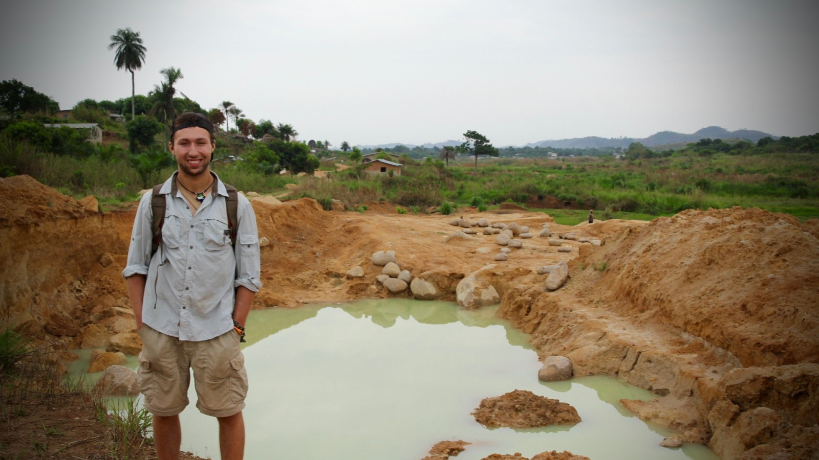 exploring a diamond mine in sierra leone will travel life exploring a diamond mine in sierra leone