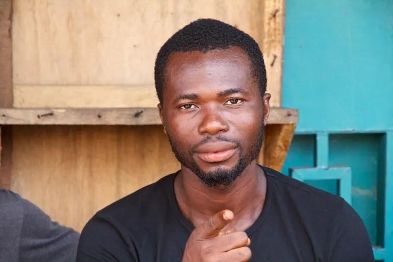Freetown Street Guy