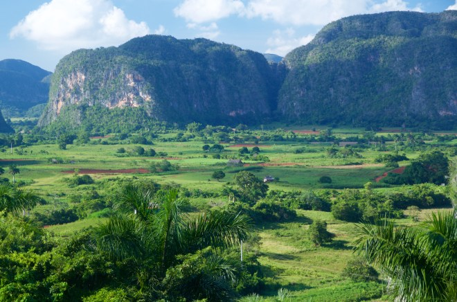 The Classic View of Viñales