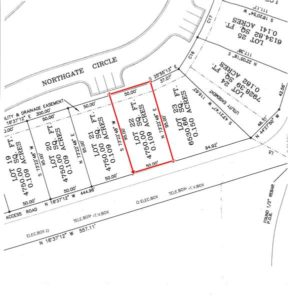 Lot 22 North Ridge (Northgate Cr)