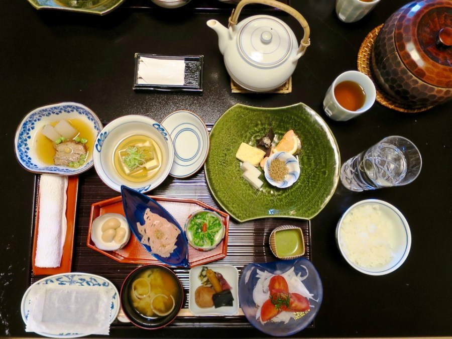 Experiencing a Japanese Ryokan – Ryotei Rangetsu Arashiyama