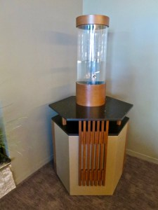 Hiroshi Los Altos - Oxygen water infuser