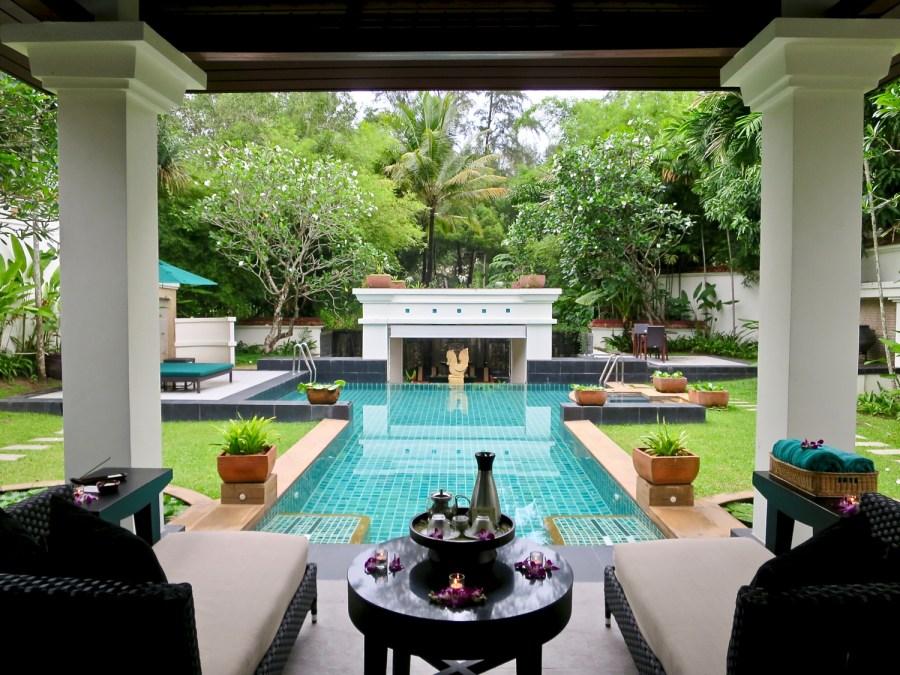Banyan Tree Phuket Spa Sanctuary
