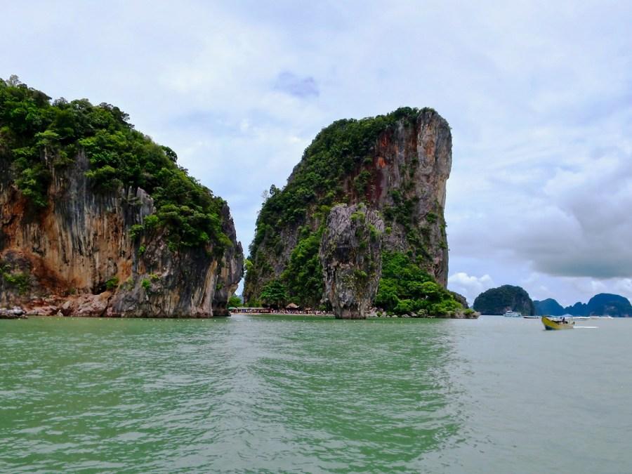Phang Nga Bay Speed Boat Day Tour