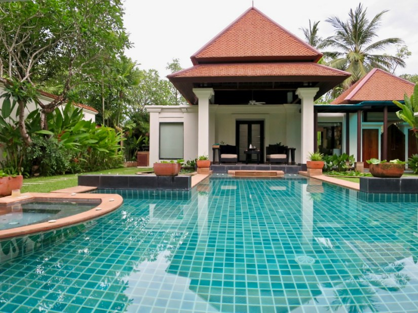 Banyan Tree Phuket - Our spa sanctuary villa