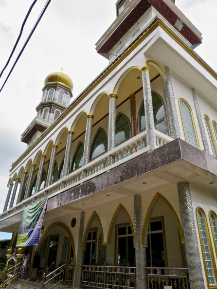 Stop 4: Mosque at Koh Panyi Muslim Village