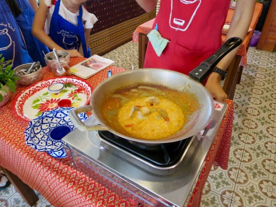 Demo-ing the Chu Chee Curry