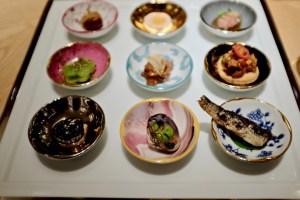 Eight Tables Jiu Gong Ge - Nine essential flavors