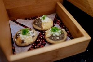 Pineapple & Pearls - Mole & Garlic Crema