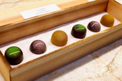 Singlethread Farm - Welcome chocolates