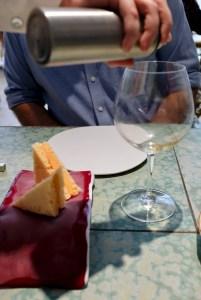 Disfrutar - Gazpacho Meringue