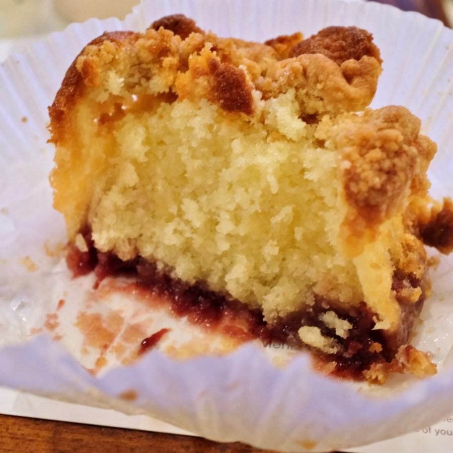 Maum - Strawberry jam muffin cake take home gift