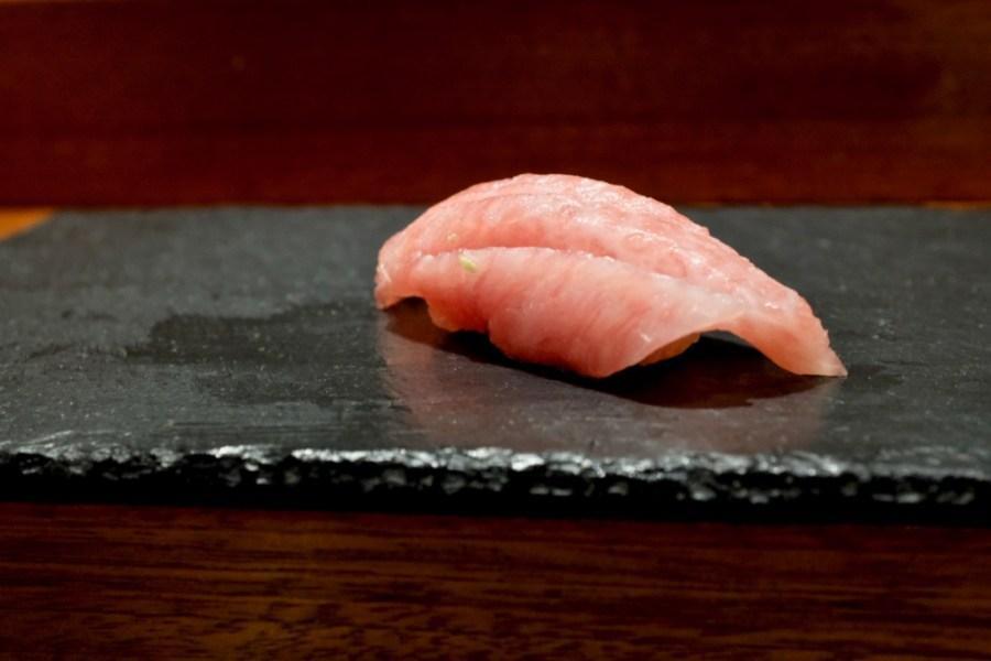 Kame Omakase - Otoro (fatty cut of bluefin tuna)