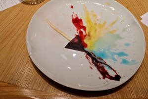 Gaggan at Eight Tables - Dark Side of the Moon