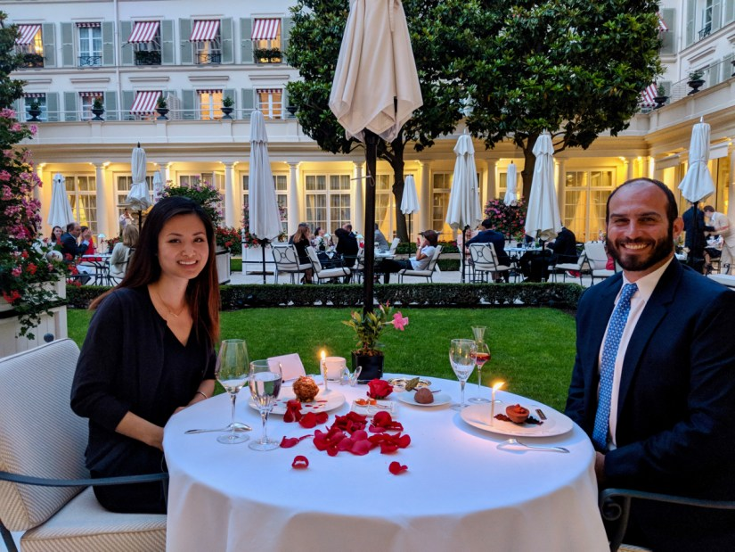 Epicure - Celebrating our wedding anniversary