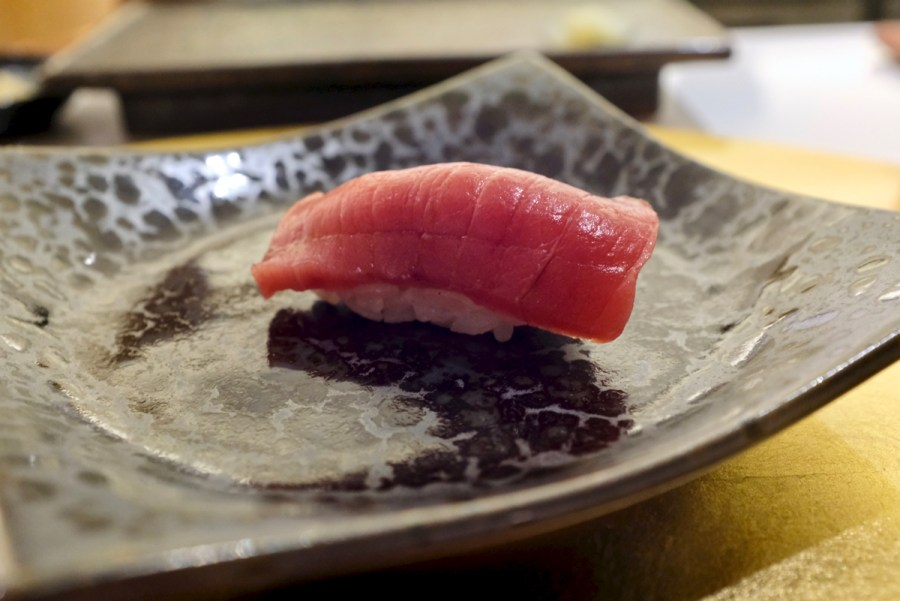 The Shota - Honmaguro Chutoro - bluefin tuna belly