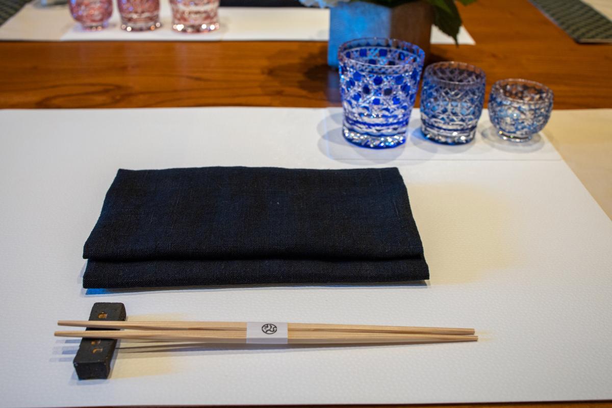 Hiroshi - Place setting