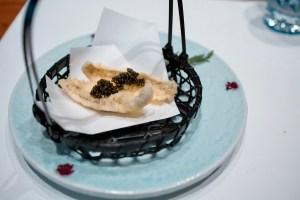 Hiroshi - Tempura Kisu, Ossetra Caviar
