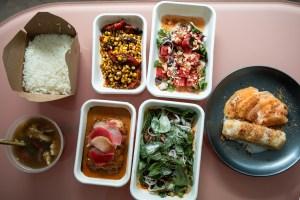 Nari Takeout Dinner Set July 14 - 18