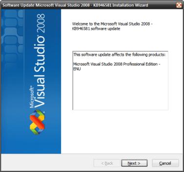 KB946581 Install