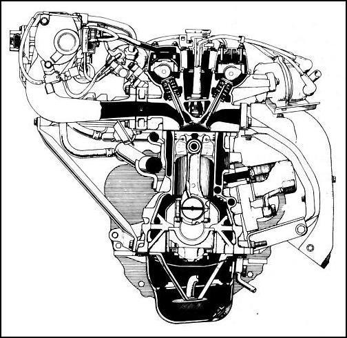 4A-GE 16Valves Engine