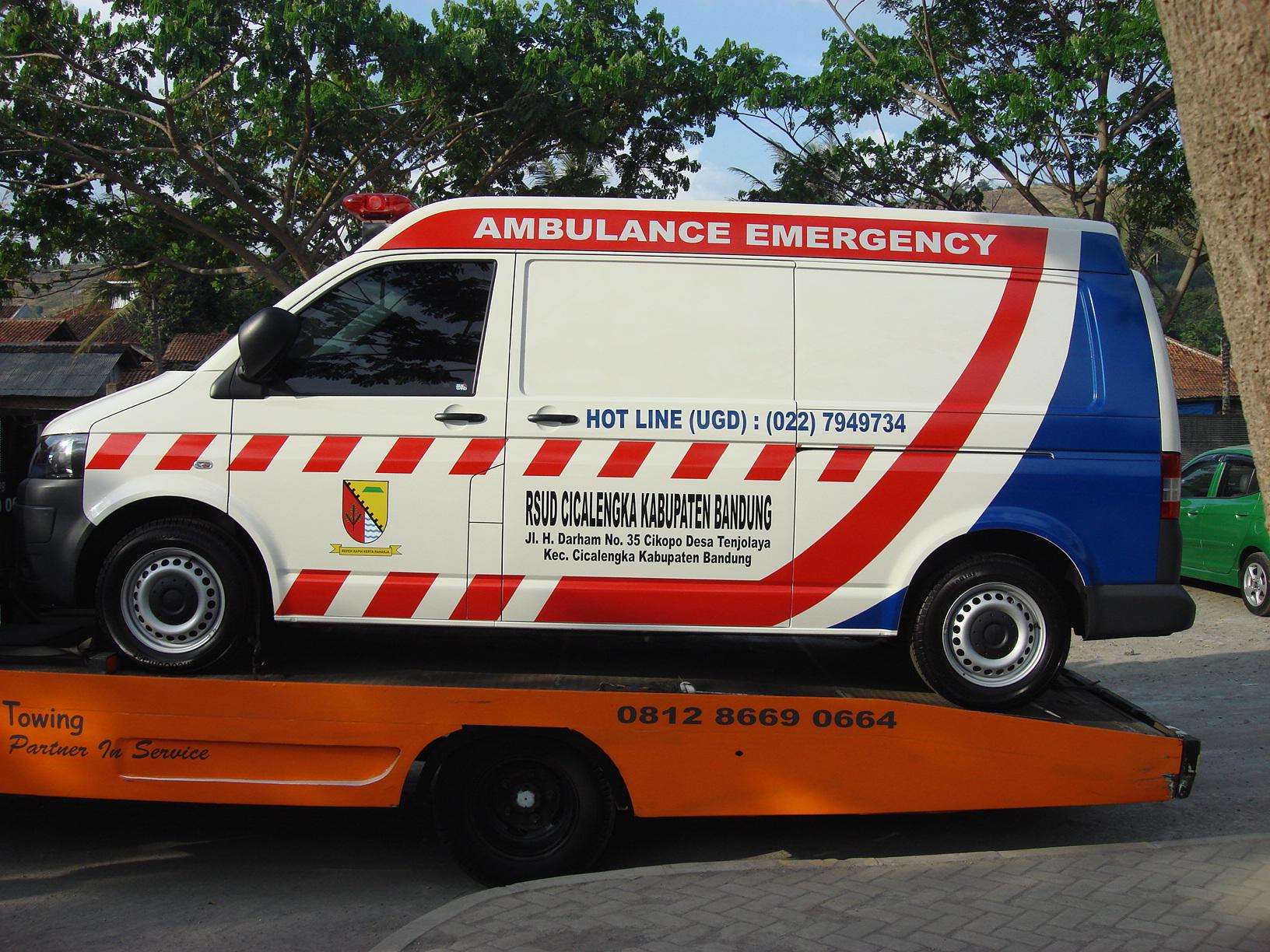 suspensi grand new avanza keras body kit all yaris trd vw luncurkan varian ambulance dengan harga terjangkau