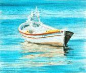 Kreta-Küste 17 (Meeresrauschen)