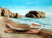 Kreta-Sougia 1 (Meeresrauschen)