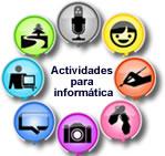 Actividades para Informática (1/2)