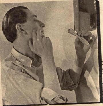 le dentifrice