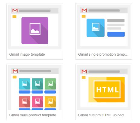 Penempatan Gmail Ads