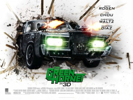 Belated Movie Review: The Green Hornet
