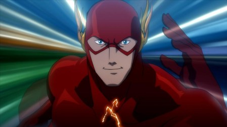 DVD Movie Review: Justice League's The Flashpoint Paradox