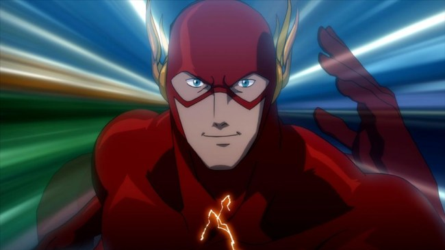 DVD Review: Justice Leagues's The Flashpoint Paradox