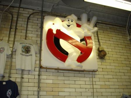 How Much is The Ghostbusters Firehouse Worth?