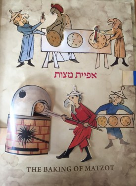 The Baking of the Matzo