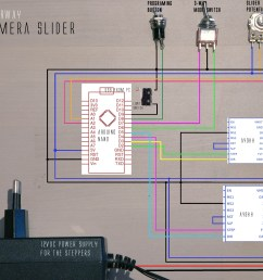 diagrams camera slider 2 axis cnc shield [ 3840 x 2160 Pixel ]