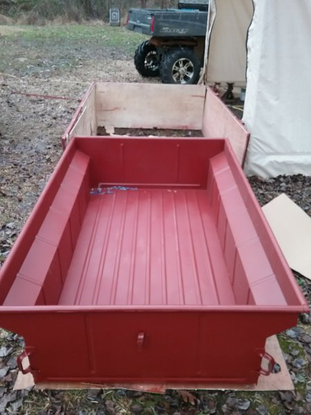 Md Juan Jeep In A Crate : crate, Willys, Jeeps, Forums-viewtopic-MD, MBT/M100, FINALLY, FINISHED!