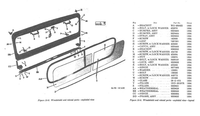 Willys M Jeeps Forums-viewtopic-Window Welting on Front of