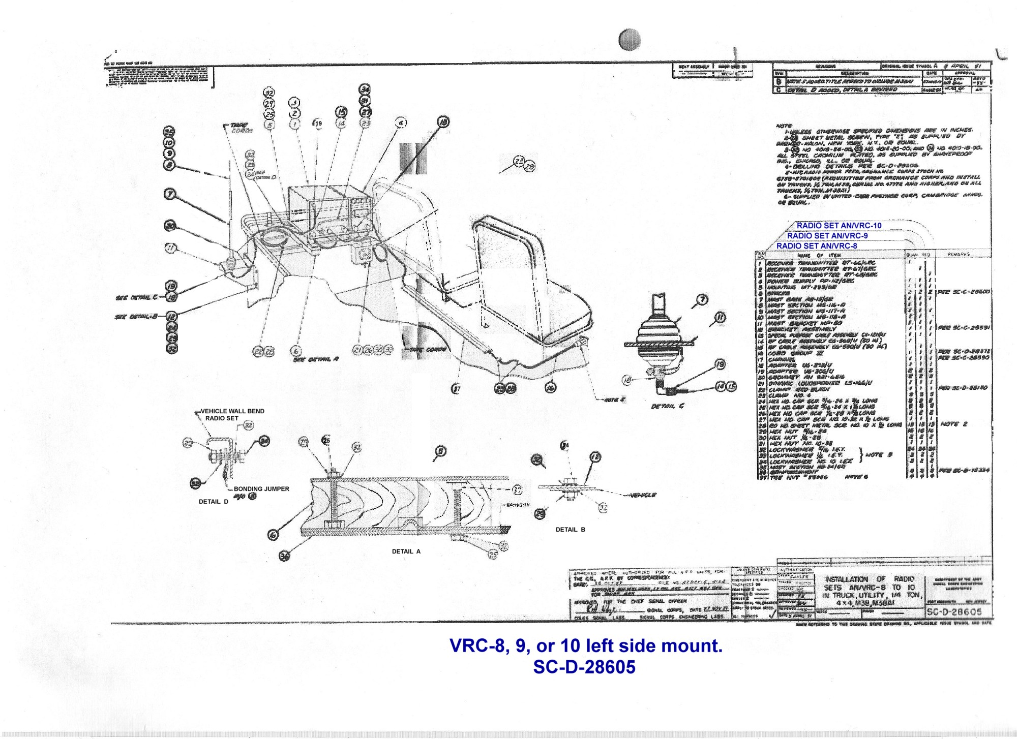 M38 M38a1 Wiring Diagram - m38a1 jeep wiring diagram great ... on