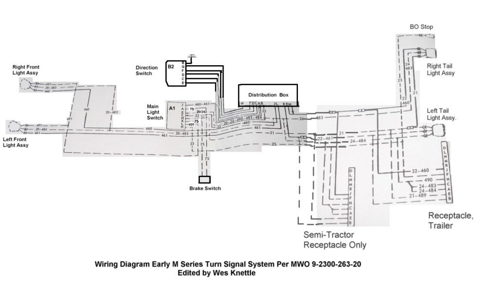 medium resolution of wiring diagram for universal turn signal the 48072 turn signal switch wiring diagram at