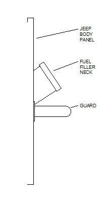 Willys M Jeeps Forums-viewtopic-M38 fuel cap guard