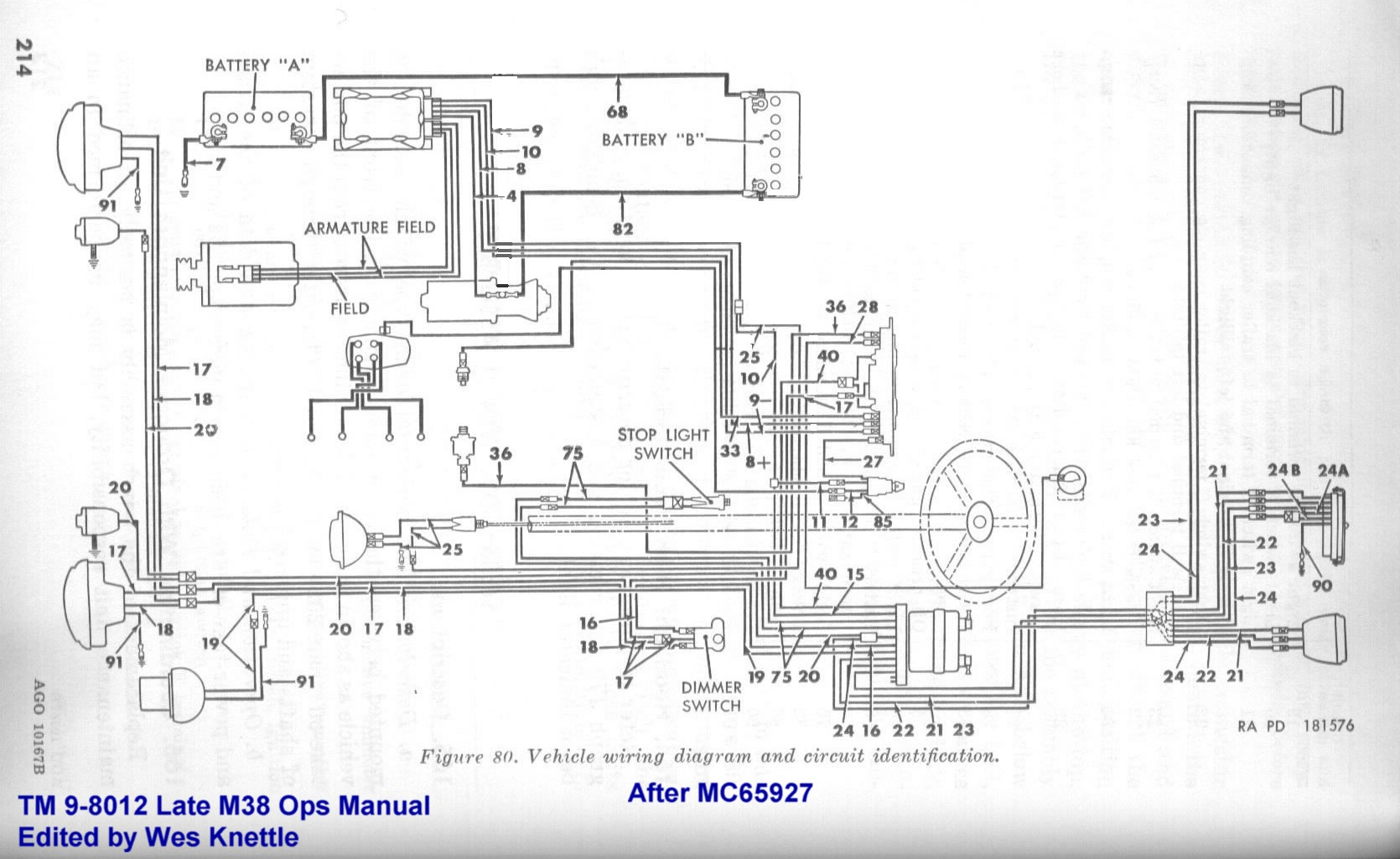 jeep cj2a wiring diagram somfy motors willys m jeeps forums viewtopic circuit breakers
