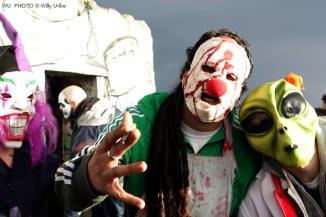 Halloween. Spain. Spanish Government. Mariano Rajoy WU PHOTO © Willy Uribe